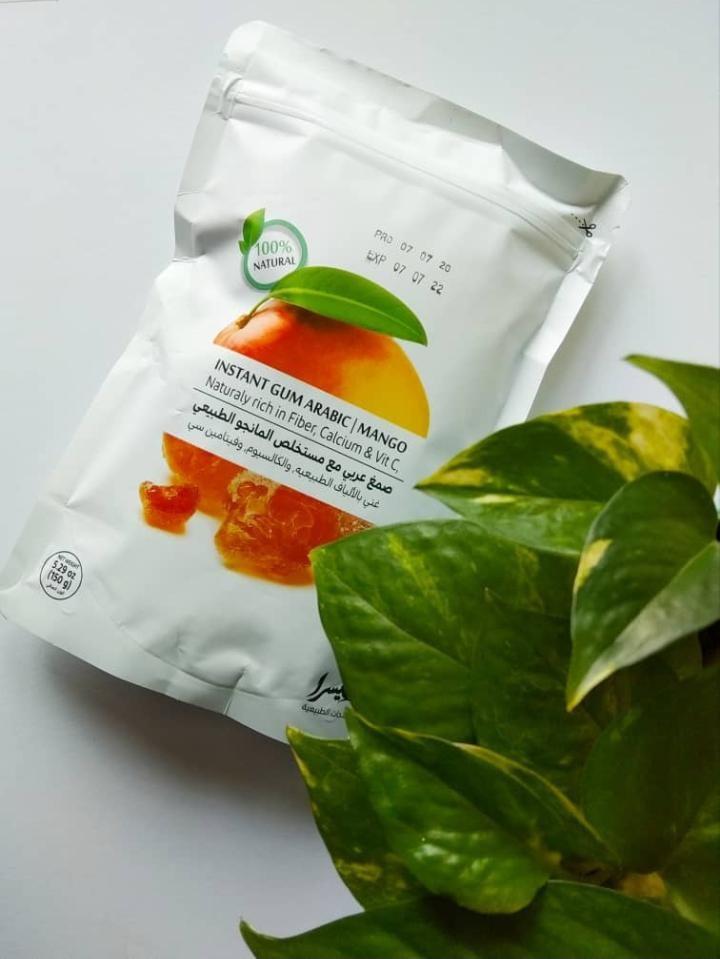 Gambar Gum Arabic Mango 150g (Refill pack)