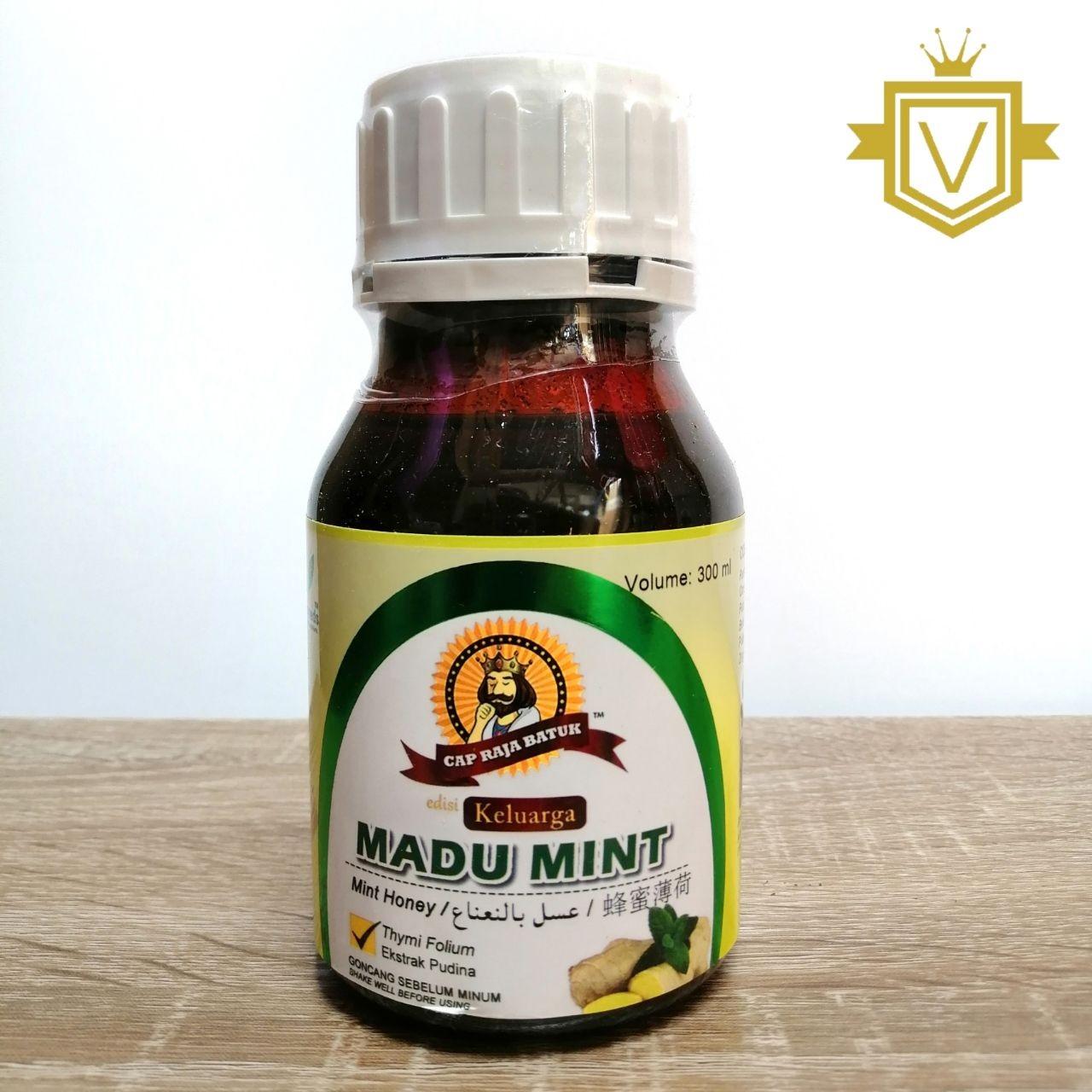 Gambar Madu Mint | 300ml